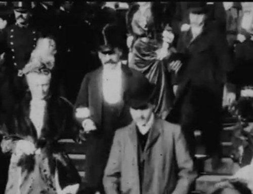 Marcel Proust in un filmato: la scoperta straordinaria di un professore Canadese